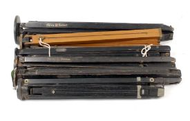 Jay-Nay Quickset and Other Medium Size Wooden Tripods.
