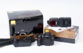 Nikon D90 DSLR & Accessories.