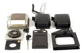 A Quantity of Linhof & Other Accessories.