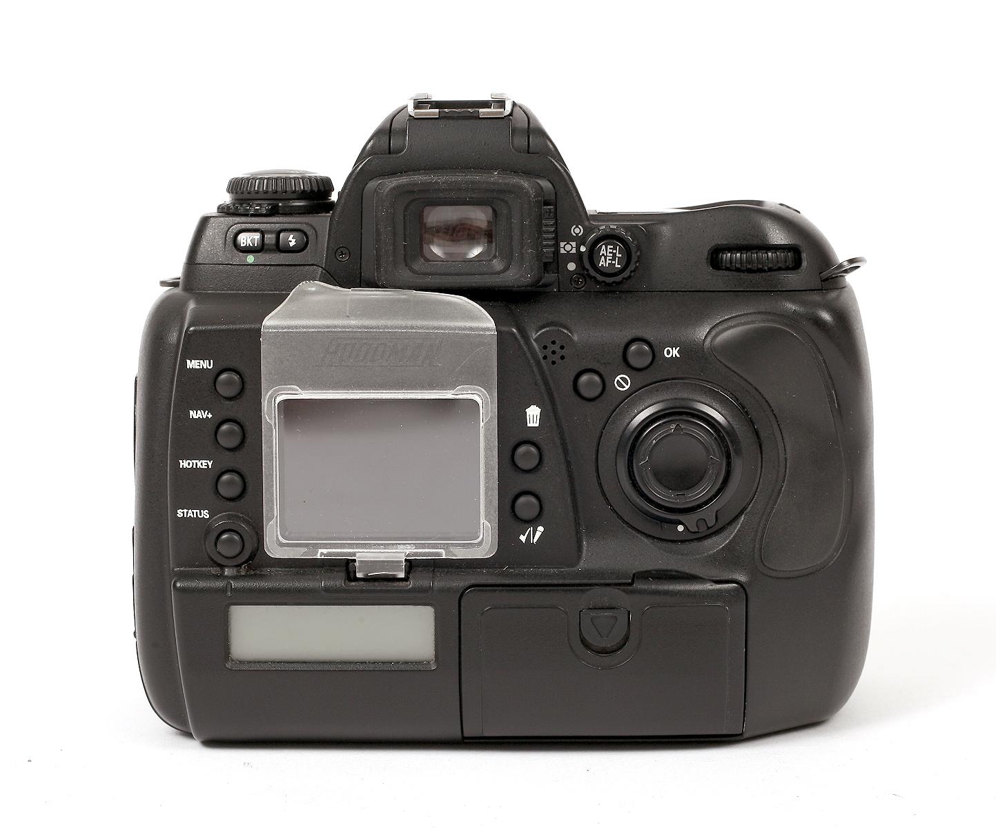 Lot 18 - Kodak DCS Pro14n Full-Frame DSLR.