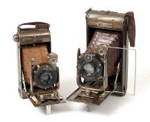 Two Ensign Tropical Carbine Cameras.