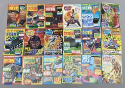 18 games console gaming magazines from the 1980s - titles are YOUR SPECTRUM, COMPUTER & VIDEO