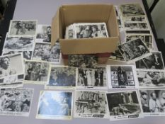 700 approximately front of house stills including Gary Cooper, James Stewart, Raquel Welch,