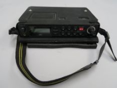 Casio Digital Audio Tape recorder DA7 portable DAT recorder with carry case. Not tested. (1)