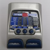 Digitech Modelling Guitar Processor RP100. Not tested. (1)