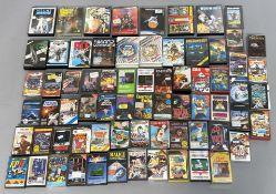 71 boxed Commodore 64 games console games. (71) [NO RESERVE]