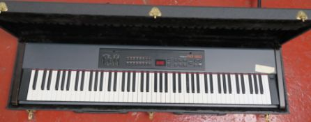 Roland RD-150 88 key Digital Stage Piano with carry case and user manual. Tested and in working
