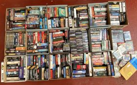 More than 300 boxed PC CD-ROM personal computer games. (300+) [NO RESERVE]