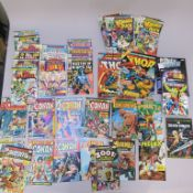 Marvel Comics including 2001 A Space Odyssey #1, Ms Marvel #2 - 6, 14, Man called Nova #9, 13 &