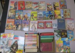Biggles and other books by Cpt. W. E. Johns hardbacks and paperbacks including first edition and