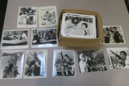 Approximately 800+ film stills (8 x 10 inch) picture of vintage, archive and prints titles including