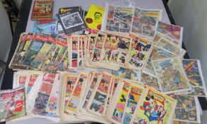 Walt Disney's Weekly comics from 1959, 1960, 1961 onwards (quantity), Boy's World comics