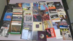 Collection of 7 inch singles mostly in excellent condition inc Nazareth, OMD, Gary Numan, Robert