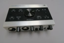 Komplete Model Komplete Audio 6 six in six out audio interface. Not tested. (1)