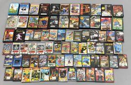 76 boxed Commodore 64 (C64 CBM 64) games console games. (76) [NO RESERVE]
