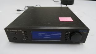 Sonata NP30 Cambridge Audio Model NP 30 APD Network Player. Tested and in working condition. (1)