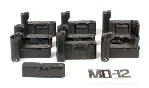 Nikon Motor Winders & Motor Drives.