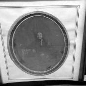 A VERY Rare Whole Plate (or Larger), French Daguerreotype of an Old Lady.