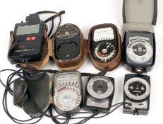 Gossen VarioSix F & Other Exposure Meters.
