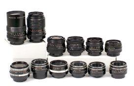 CZJ Flektogon 35mm f2.4 & Other M42 Mount Lenses.