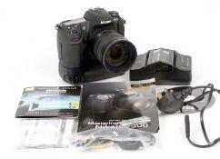 Nikon D300 for SPARES or REPAIR & 18-70 AF Lens.