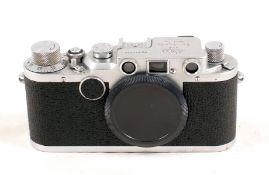 Leica IIc Body #447559 (condition 5F).