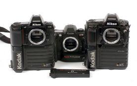Kodak DCS Pro 14n & Other DCS Digital Bodies.