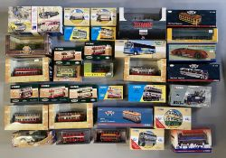 30 assorted Corgi diecast models together with a Claytown Collection Titanic model, a Schylling SUNB