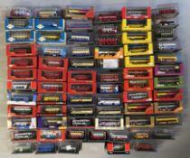 73 Corgi Original Omnibus series 1/76 scale model buses. All boxed.