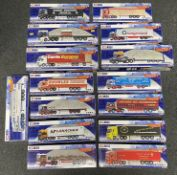 15x Corgi 1:50 scale Haulers of Renown Commercial vehicle models including Limited Edition examples,