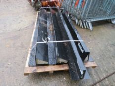 4 X CATNIC LINTELS, 6FT LENGTH APPROX This item is being item sold under AMS…no vat will be on
