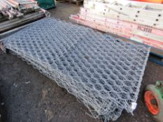 20no. approx. Wire gabian rock cages This items is being item sold under AMS…no vat will be on