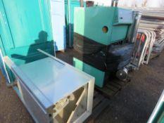 Ecoflex biomass boiler c/w feed hopper