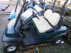 CLUB CAR GOLF BUGGY..SPARES/REPAIR