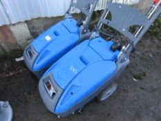 2 X TSM GRANDE BRIO 35B FLOOR CLEANERS, SPECIAL NOTE: NO BATTERIES. MAY BE INCOMPLETE. CONDITION