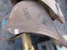 "EBS 18"" bucket on 50mm pins"