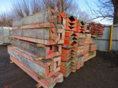 LARGE QUANTITY OF PERI FORMWORK PANELS, AS PER THE ATTACHED LIST. OWNER MOVING TO A SMALLER YARD