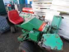 Ransomes Triple 18 ride-on cylnder mower