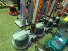 4 X NILFISK FM400H FLOOR POLISHERS.. SOURCED FROM SITE CLEARANCE..CONDITION UNKNOWN This item is