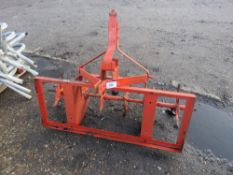 Small sized garden tractor towed corer This items is being item sold under AMS…no vat will be on