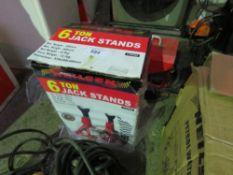 6tonne Jack stands