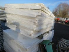 QTY OF POLYSTYRENE INSULATION BOARDS This items is being item sold under AMS…no vat will be on