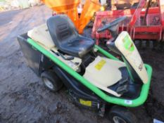 Etesia ride on mower c/w collector TYPE HYDRO 80