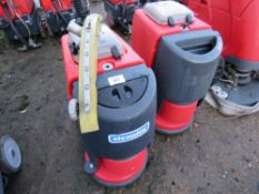 2 X CLEANFIX RA421BC SCRUBBER FLOOR CLEANERS, SPECIAL NOTE: NO BATTERIES. MAY BE INCOMPLETE.