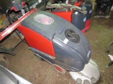 CLEANFIX RA505 FLOOR CLEANER, NO BATTERIES...CONDITION UNKNOWN This item is being item sold under