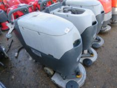 3 X NILFISK BA531 SCRUBBER FLOOR CLEANERS, SPECIAL NOTE: NO BATTERIES. MAY BE INCOMPLETE.