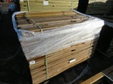 LARGE PACK OF FENCING/TRELLIS SLATS 1.5M X 7.5CM WIDTH APPROX