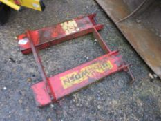 FORKLIFT CRANE JIB...NO HOOK This item is being item sold under AMS…no vat will be on charged on the
