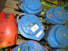 10NO. FALL ARRESTORS, UNTESTED