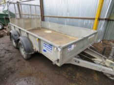 IFOR WILLIAMS GD105 PLANT TRAILER YEAR 2015 SN:SCKD00000F0669935